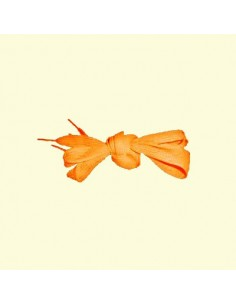 Veters oranje 10mm - 140cm