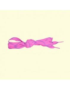 Veters roze-paars 18mm - 140cm