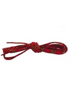 Veters Tartan rood 180cm