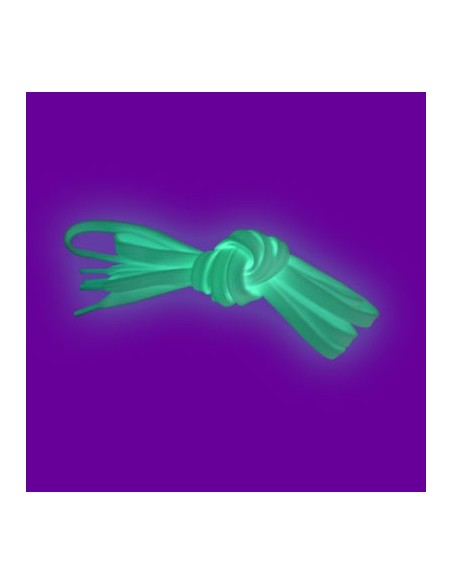 Veters glow-in-the-dark 10mm - 130cm