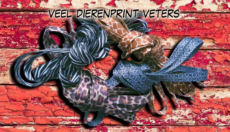 Dierenprint veters
